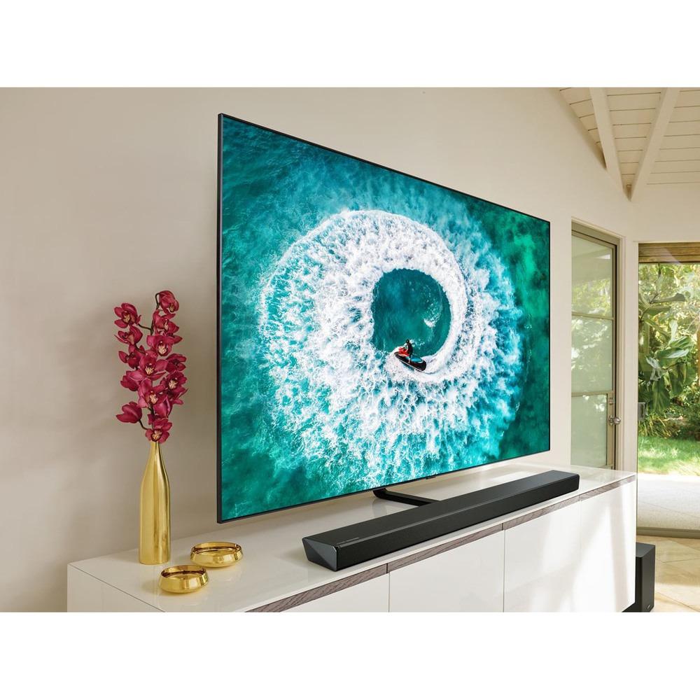 Саундбар Samsung HW-Q60R в интерьере - фото 1