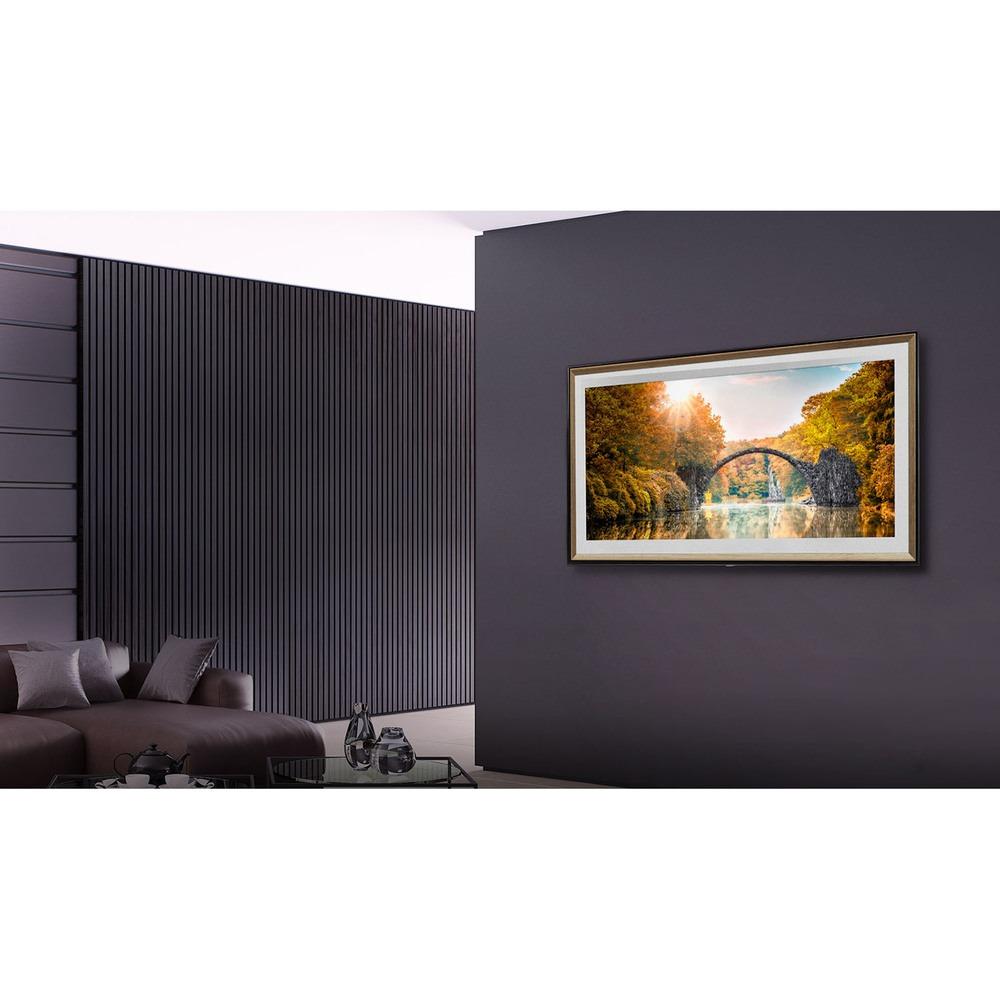 Телевизор LG 49SM9000PLA в интерьере - фото 2
