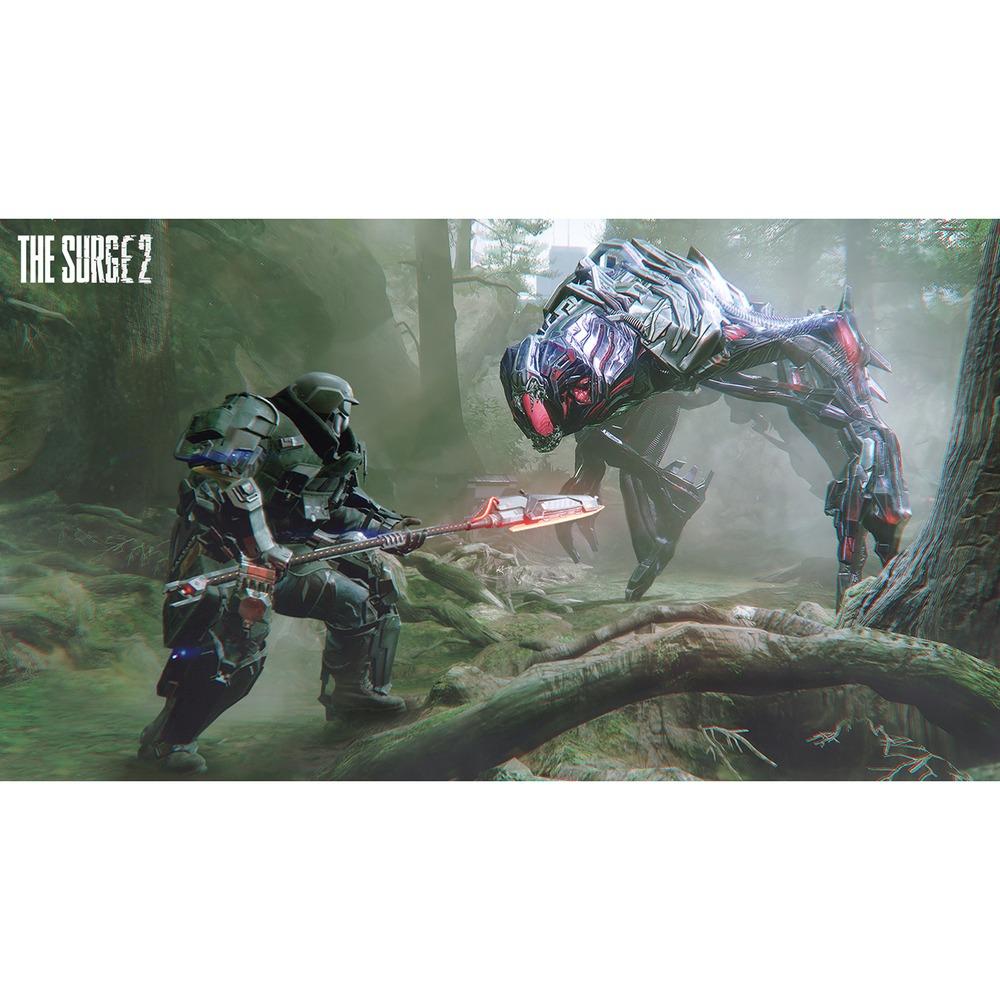 Surge 2 PS4, русские субтитры в интерьере - фото 1