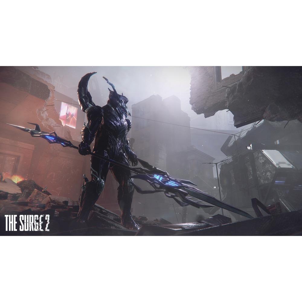 Surge 2 PS4, русские субтитры в интерьере - фото 4