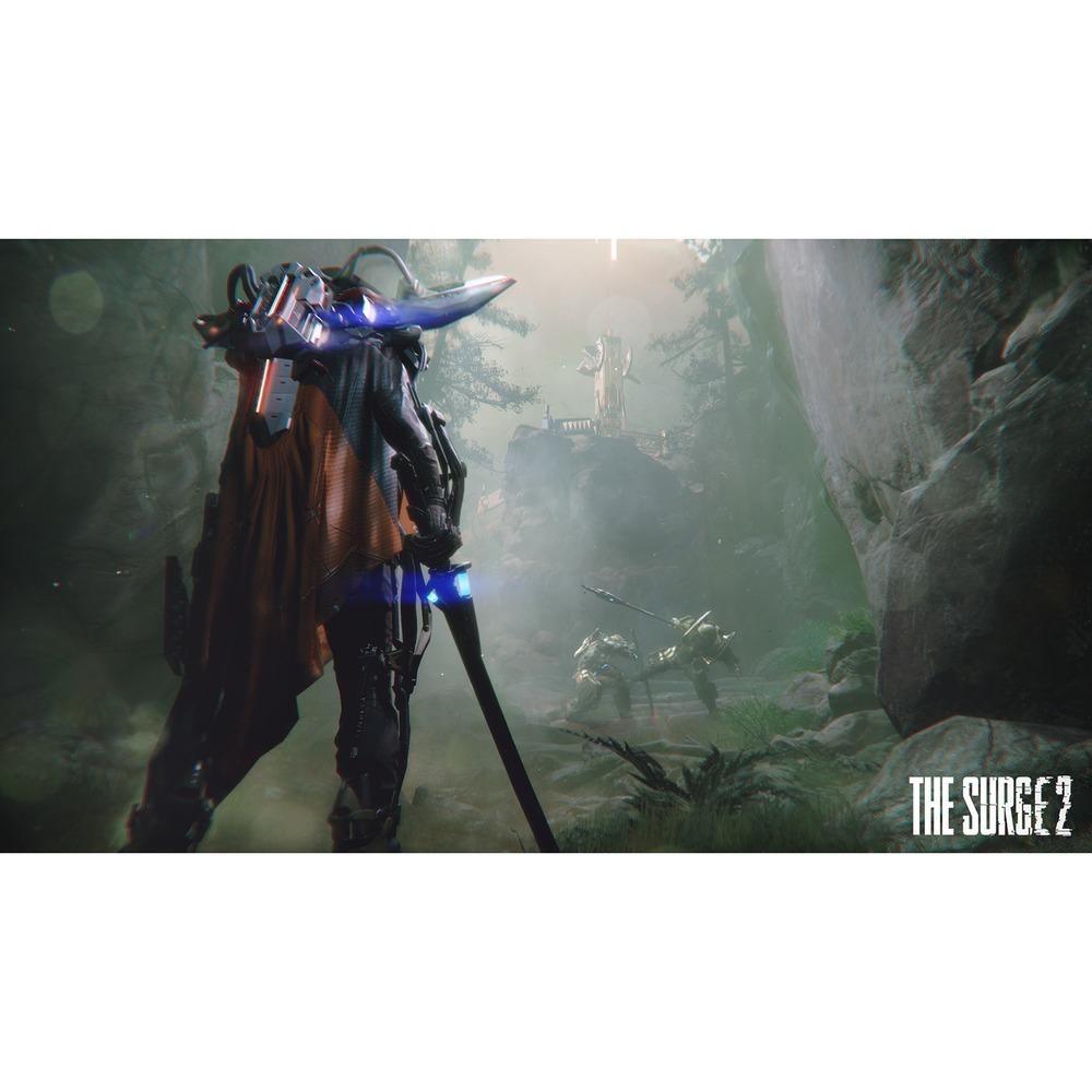 Surge 2 PS4, русские субтитры в интерьере - фото 5