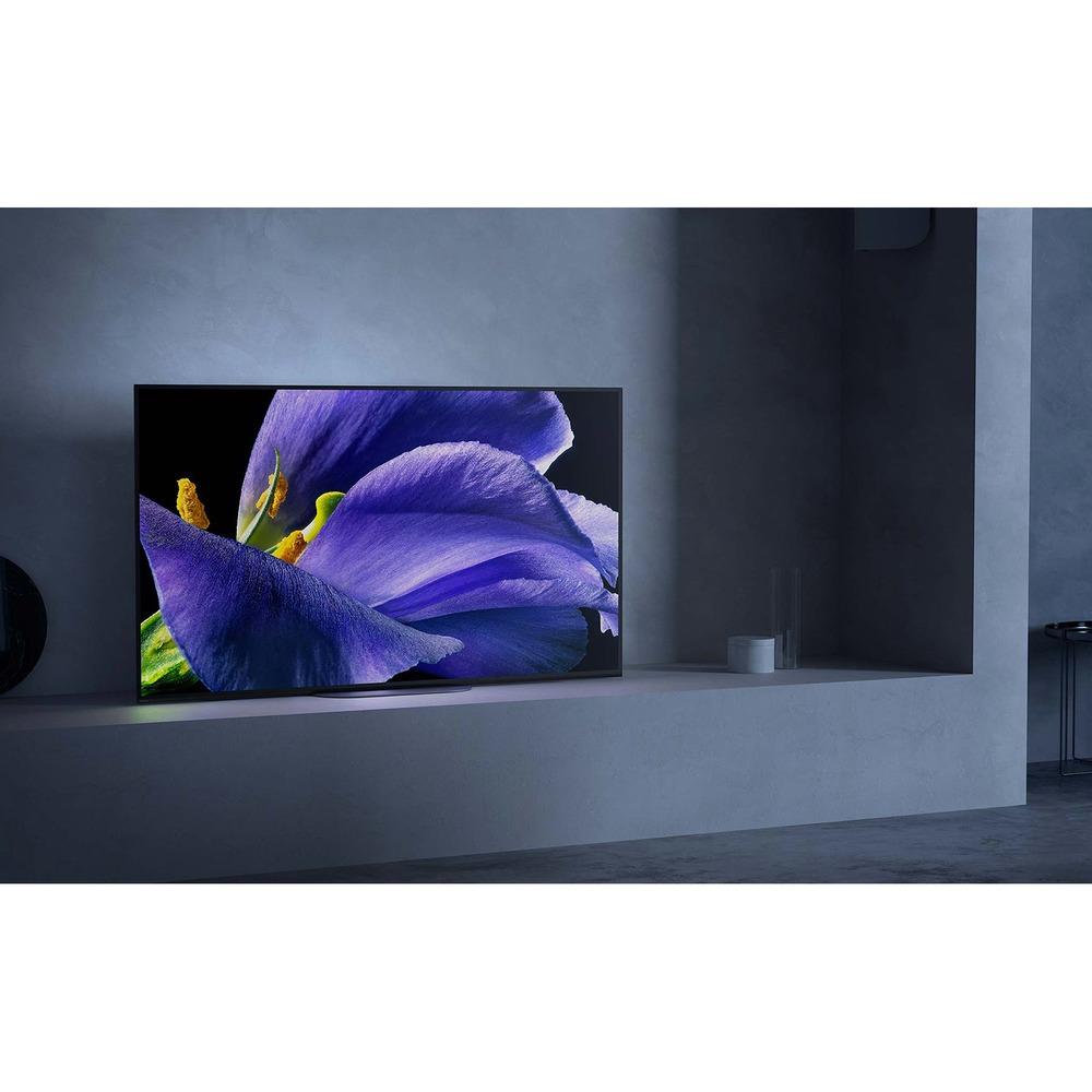 Телевизор Sony KD77AG9BR2 в интерьере - фото 2