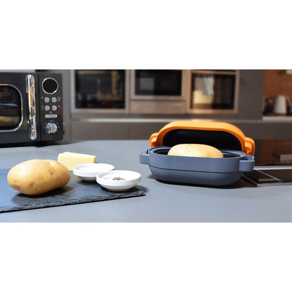 Гриль-бокс Morphy Richards Mico Potato 511648 в интерьере - фото 1