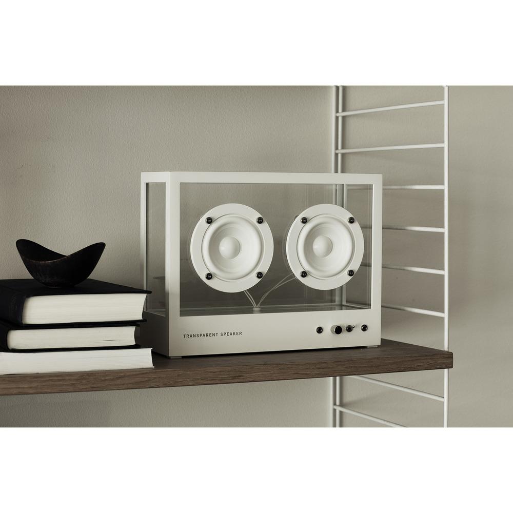 Портативная акустика Transparent Sound Small Speaker в интерьере - фото 10