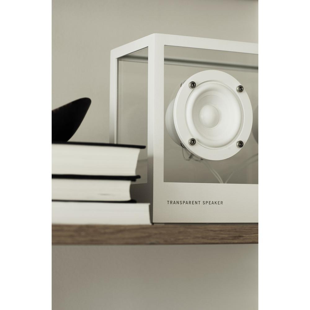 Портативная акустика Transparent Sound Small Speaker в интерьере - фото 11