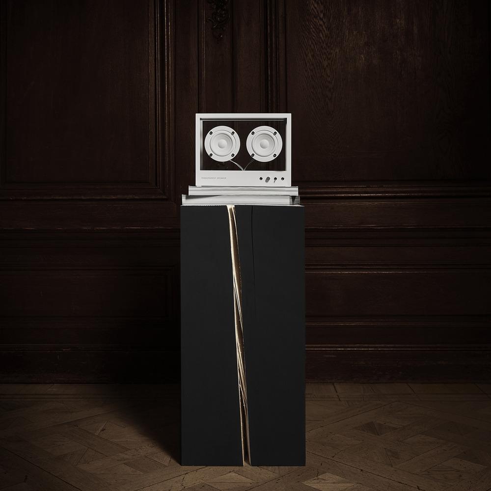Портативная акустика Transparent Sound Small Speaker в интерьере - фото 4