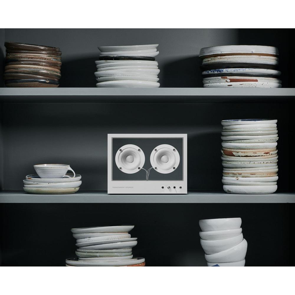Портативная акустика Transparent Sound Small Speaker в интерьере - фото 7