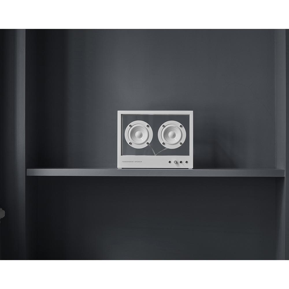 Портативная акустика Transparent Sound Small Speaker в интерьере - фото 9
