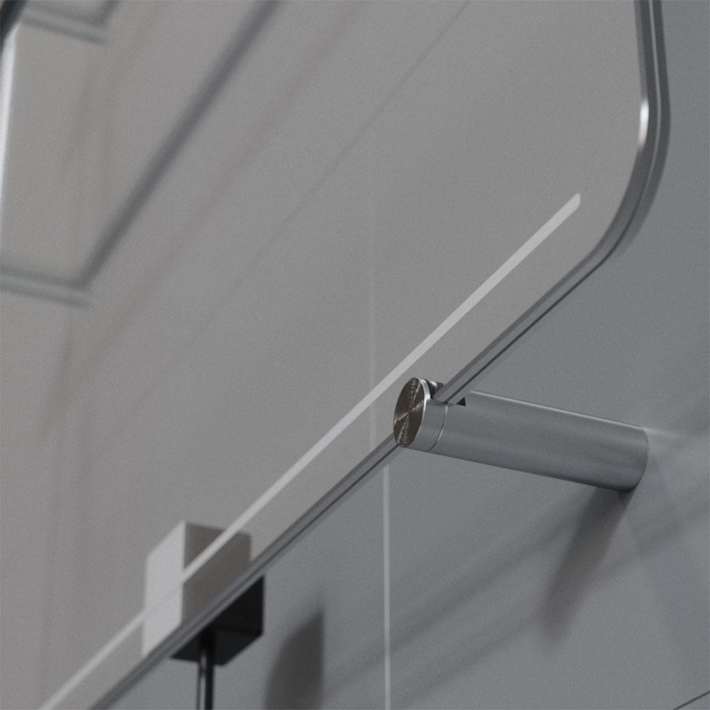 Полотенцесушитель ThermoUp Dry Side в интерьере - фото 3