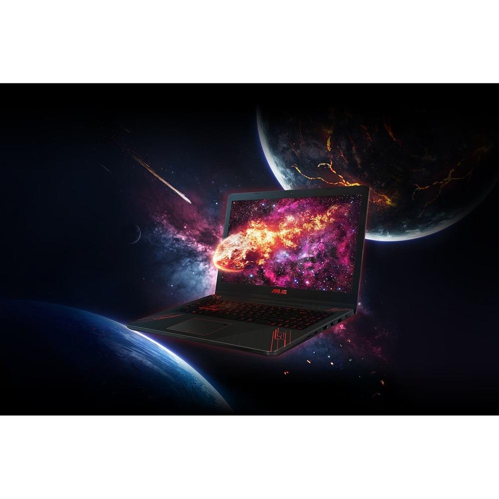 Ноутбук ASUS FX570UD-DM191T Flame Red (90NB0IX1-M02510) в интерьере - фото 1