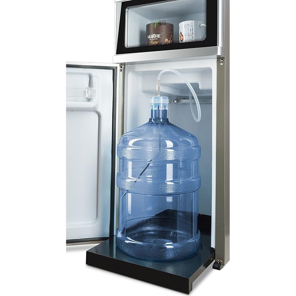 Кулер для воды Ecotronic TB3-LE UV (11276) черный/серебристый в интерьере - фото 3