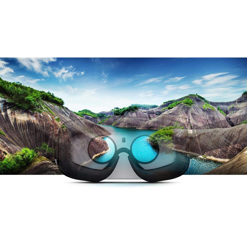 Очки виртуальной реальности Samsung Gear VR SM-R322 black-white в интерьере - фото 2