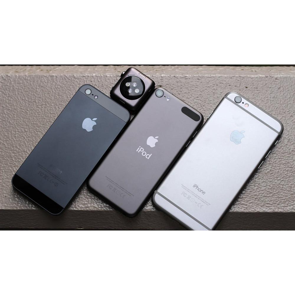 MP3-плеер Apple iPod touch 16Gb Space Grey в интерьере - фото 1
