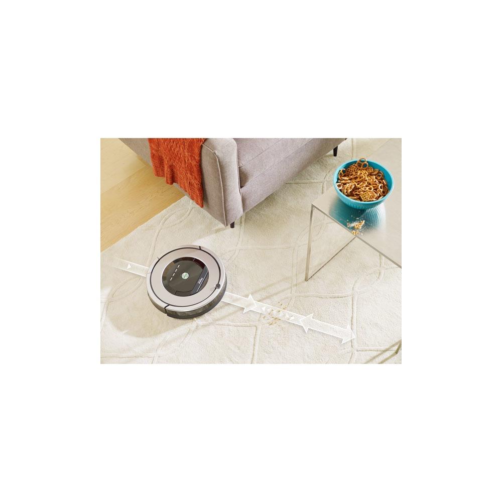 Робот-пылесос iRobot Roomba 886 в интерьере - фото 2