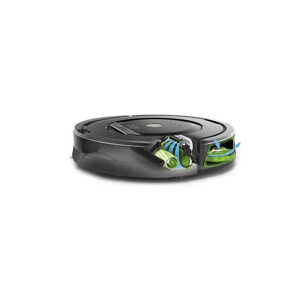 Робот-пылесос iRobot Roomba 886 в интерьере - фото 4