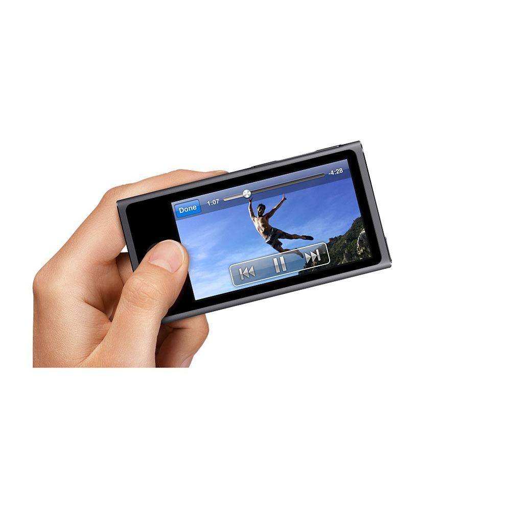 MP3-плеер Apple iPod nano 16Gb Gold в интерьере - фото 2