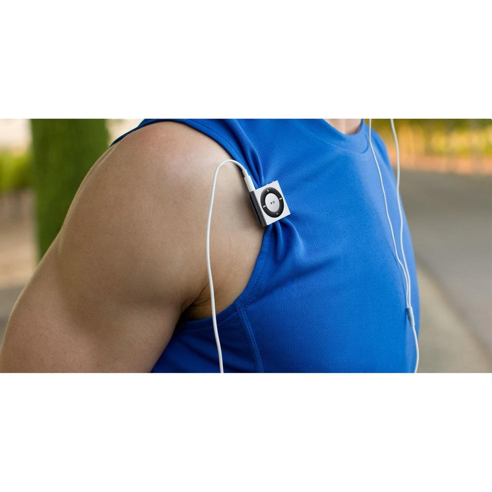 MP3-плеер Apple iPod Shuffle 2GB Space Gray в интерьере - фото 2
