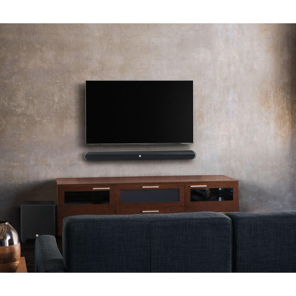 Акустическая система JBL Cinema SB450 в интерьере - фото 1