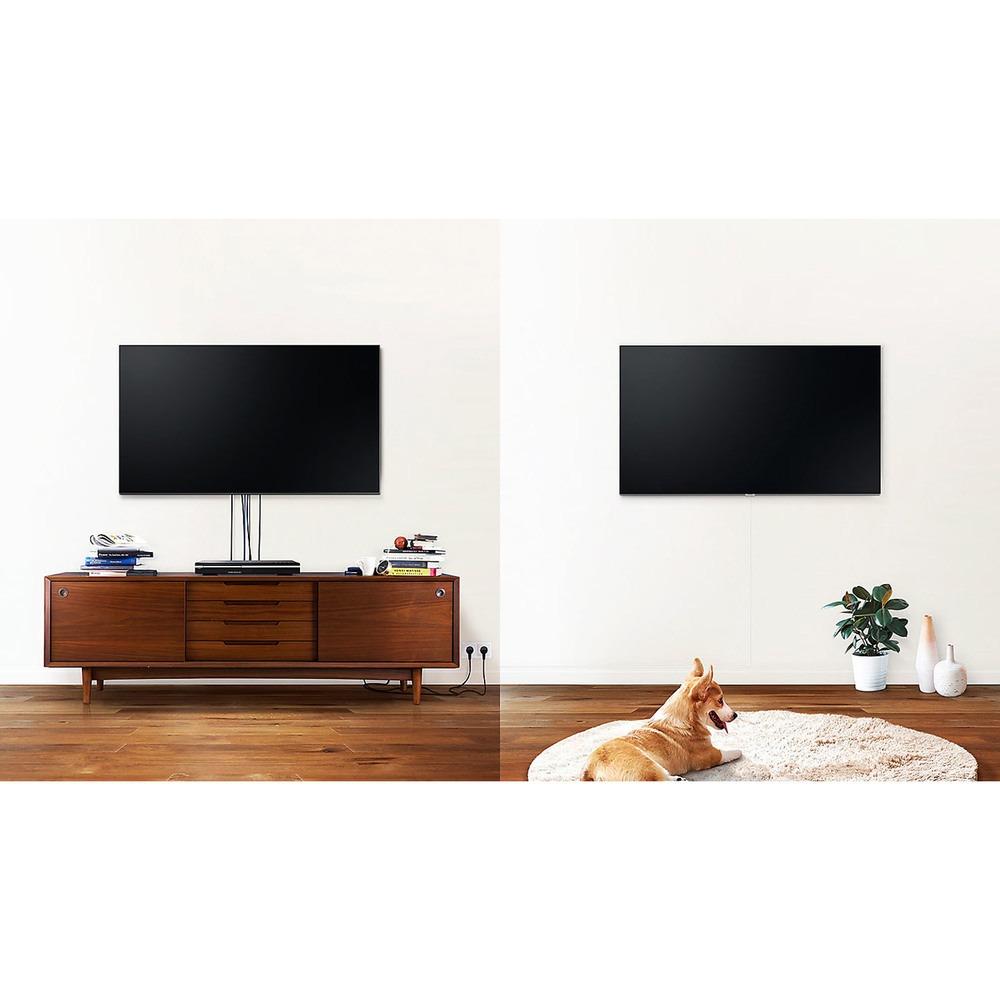 Телевизор Samsung QE75Q7F в интерьере - фото 3