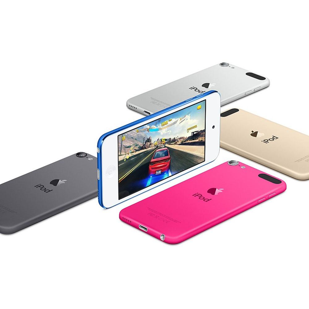 MP3-плеер Apple iPod touch 32GB Silver в интерьере - фото 2