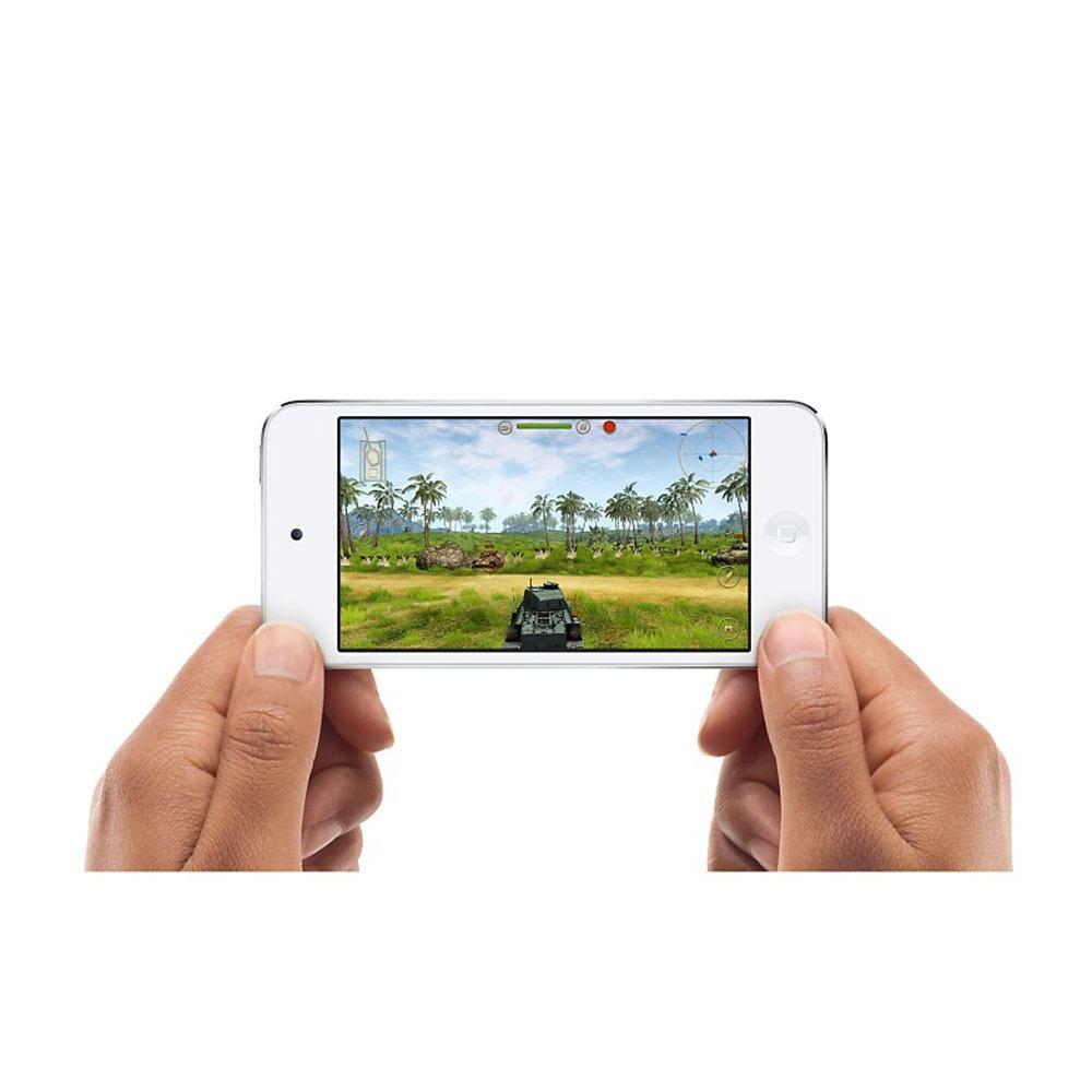 MP3-плеер Apple iPod touch 32GB Silver в интерьере - фото 5